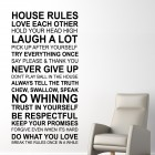 Seinakleebis House rules